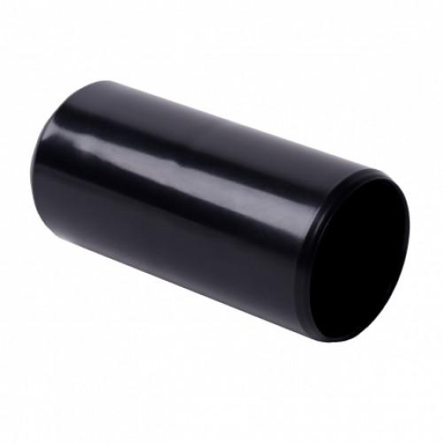 Соединитель для EN труб, d50мм, PVC, черный