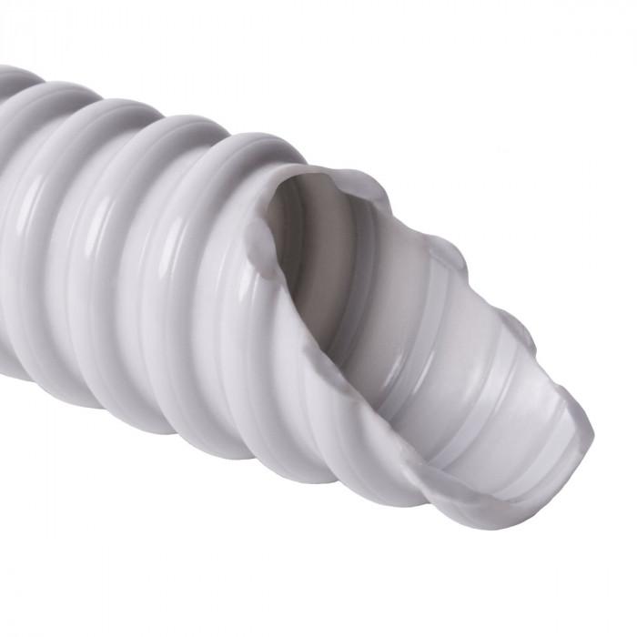 Гофротруба SPIROFLEX - низкая механическая стойкость dном 24мм 320N PVC