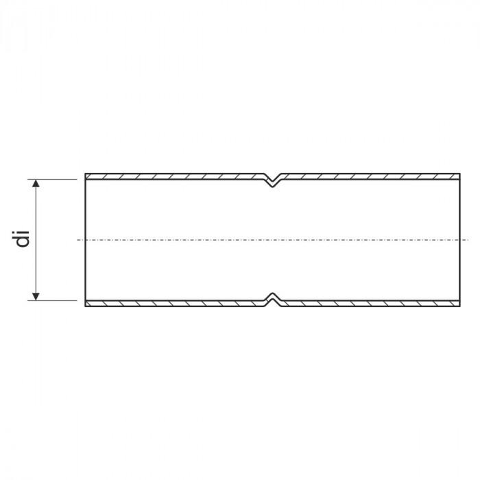 Муфты для стальных труб EN d16мм KOPOS