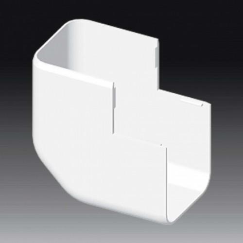 Внешний угол к кабель-каналу 60х60, цвет белый