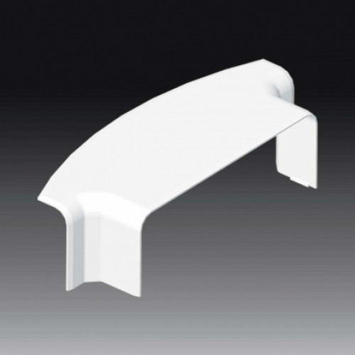 Тройник к кабель-каналу 180х60, цвет белый