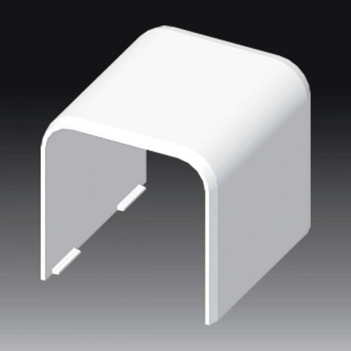 Соединитель к кабель-каналу 60х60, цвет белый