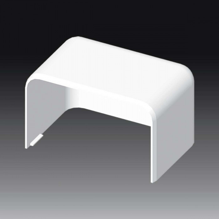 Заглушка к кабель-каналу 100х60, цвет белый