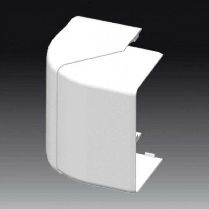 Внешний угол к кабель-каналу 90х55, цвет белый
