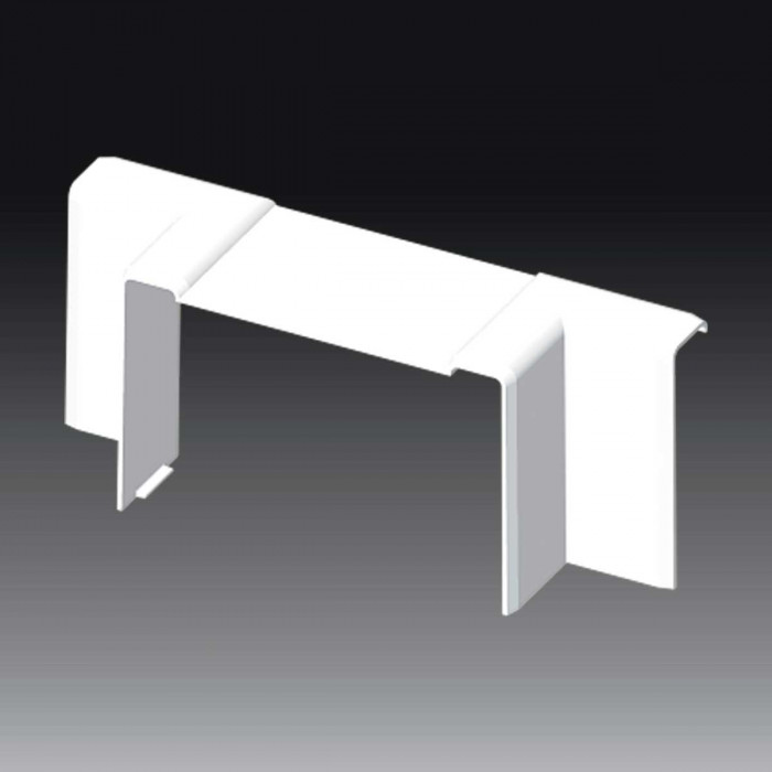 Тройник к кабель-каналу 110х70, цвет белый