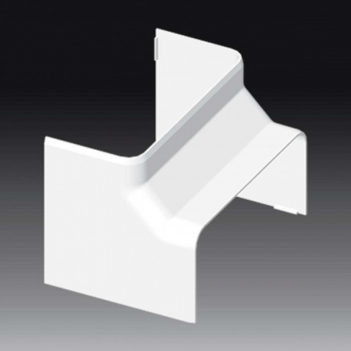 Внутренний угол к кабель-каналу 140х60, цвет белый