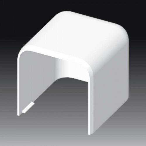 Заглушка к кабель-каналу 60х60, цвет белый