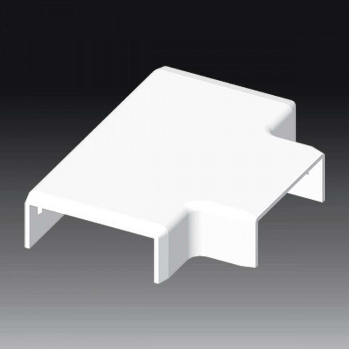 Тройник к кабель-каналу 40х15, цвет белый