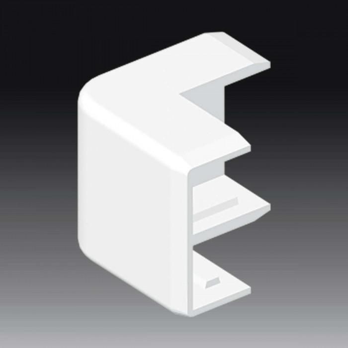 Внешний угол к кабель-каналу 32х15, цвет белый