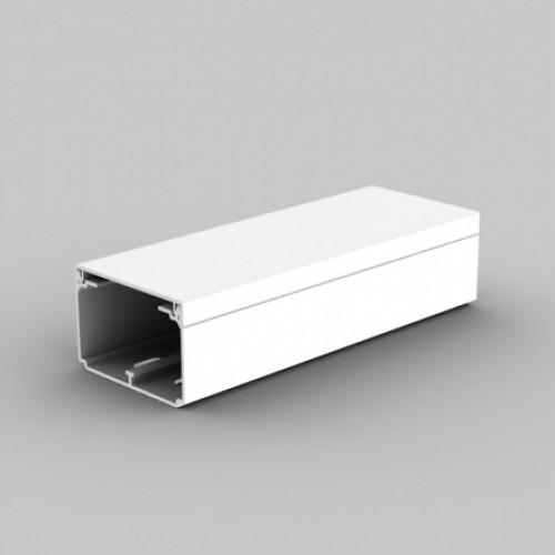 Кабельный канал, размер 60X40, цвет белый