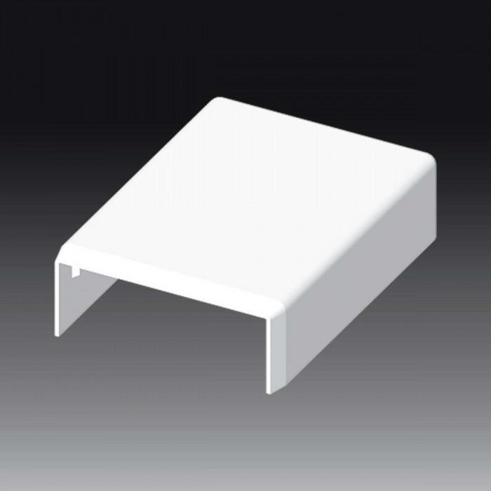 Заглушка к кабель-каналу 40х15, цвет белый