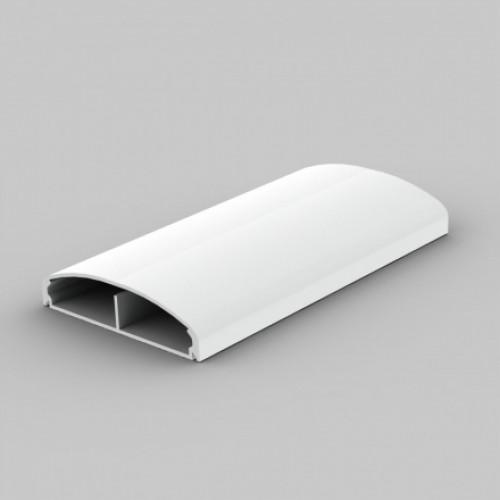 Кабельный канал, серия элегант, размер 80, цвет белый