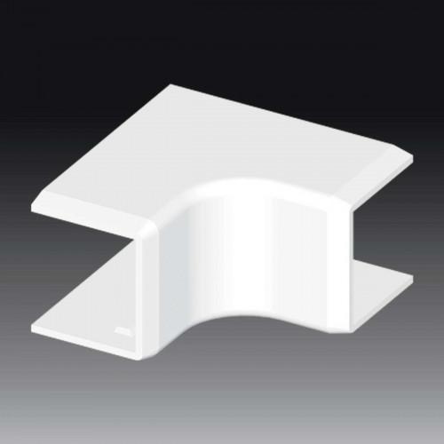 Внутренний угол к кабель-каналу 24х22, цвет белый