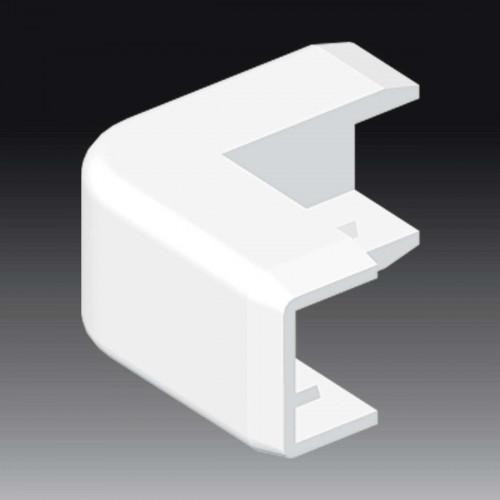 Внешний угол к кабель-каналу 15х10, цвет белый