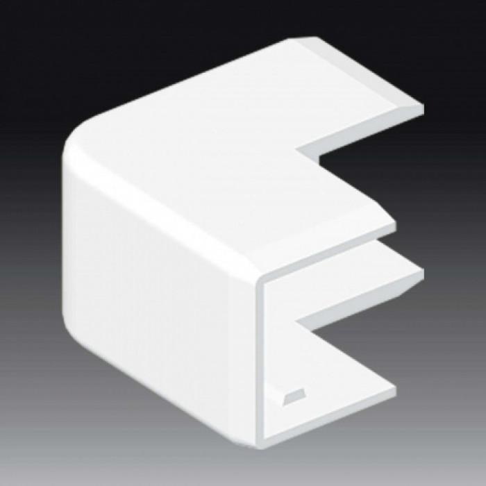Внешний угол к кабель-каналу 24х22, цвет белый