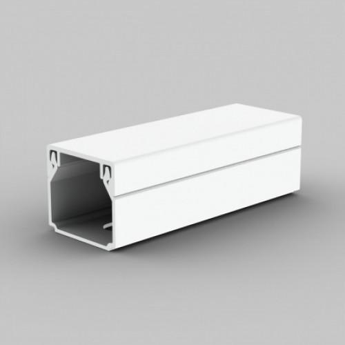 Кабельный канал, размер 20X20, цвет белый