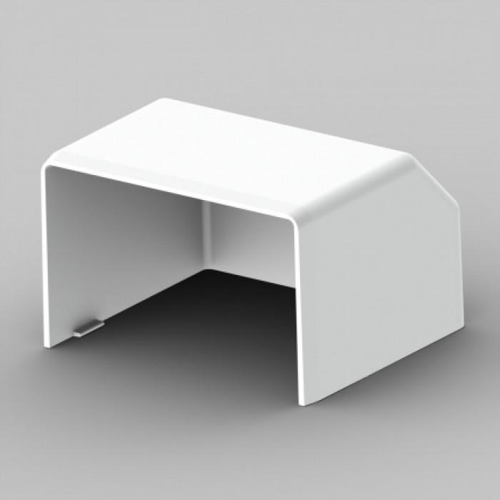 Заглушка к кабель-каналу 60х40, цвет белый