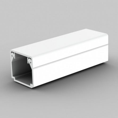 Кабельный канал, размер 17X17, цвет белый