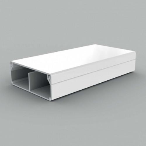 Кабельный канал, размер 50X20, цвет белый