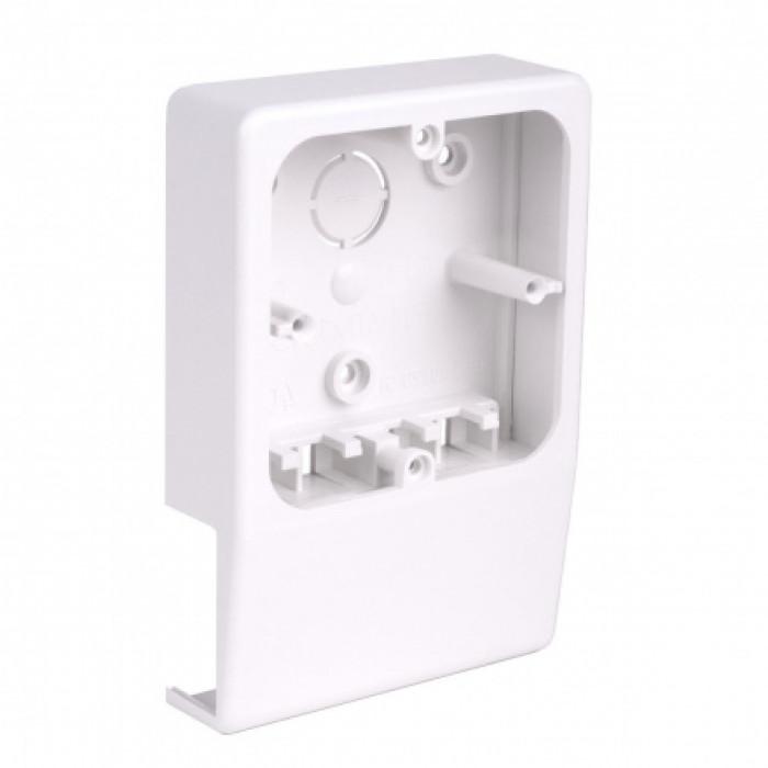 Коробка для кабельных каналов lv 40x15, цвет белый