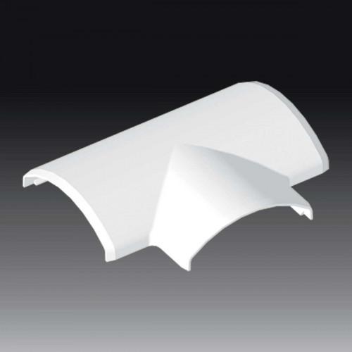Тройник к кабель-каналу 50, цвет белый