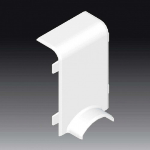 Переходник к кабель-каналу 80х25, цвет белый