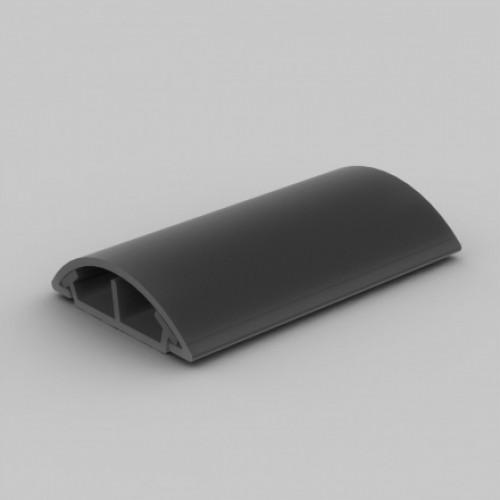 Напольный канал, размер 35, цвет темно-серый