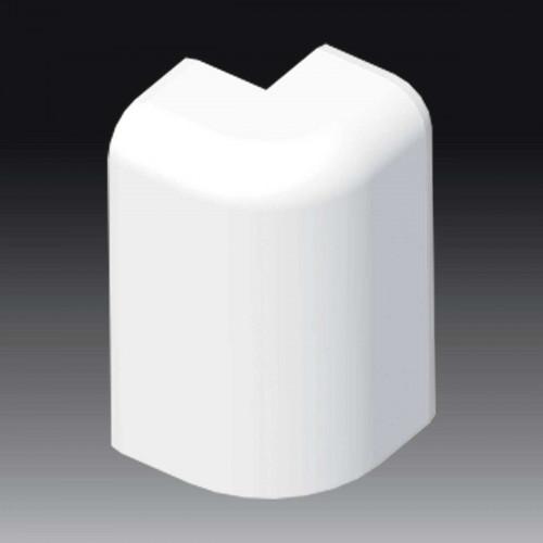 Внешний угол к кабель-каналу 80х25, цвет белый