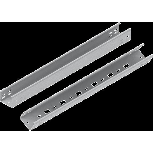 Кабельный лоток KLL 75x60x0.7 мм, длина 3 м