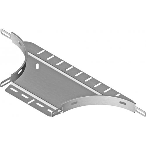 Приставной тройник TKDJ 100x30x1.0мм