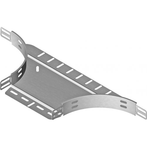 Приставной тройник TKDP 100x50x1.5мм