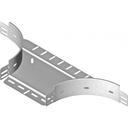 Приставной тройник TKDP 500x60x1.5мм