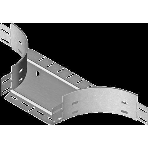 Приставной тройник TKDP 150x80x1.5мм