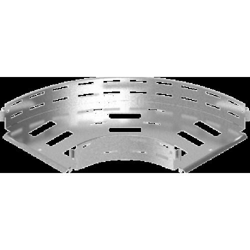 Угол 90° сетчатого лотка KKS 60x60x1.5мм