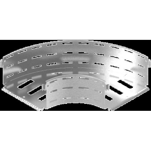 Угол 90° сетчатого лотка KKS 600x110x1.5мм