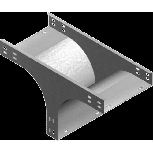 Редукционный тройник TRRZC 600x50x2.0мм