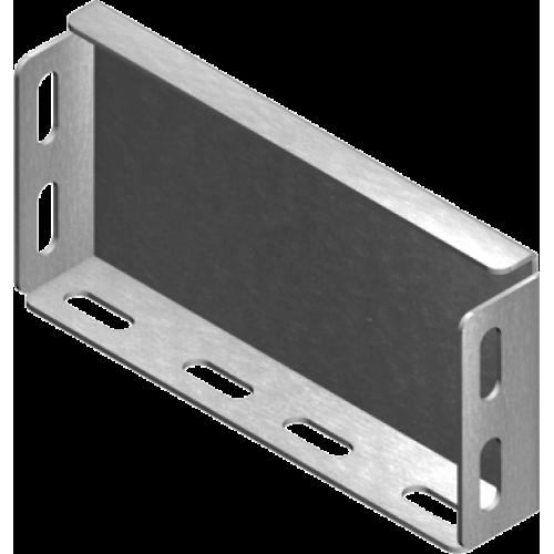 Заглушка лотка ZKZP 500x100x1.5мм