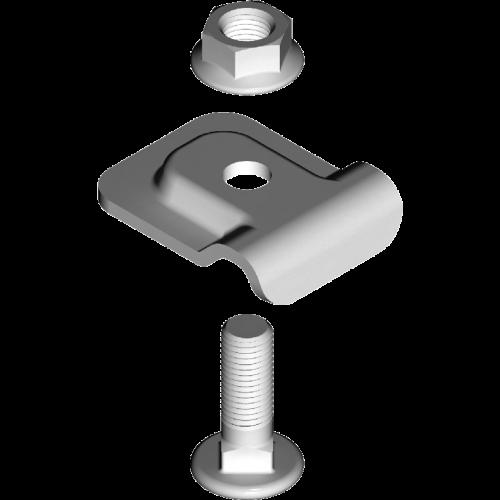 Резьбовой держатель усиливающий крепление фасонного элемента USKS