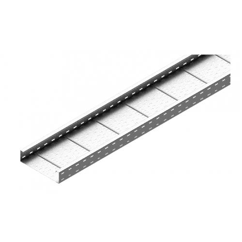 Кабельный лоток KSC 200x100x2.0 мм, длина 3 м