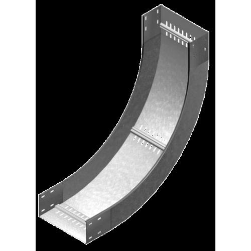 Внутренняя дуга 90° LWKSM 600x100x2.5мм