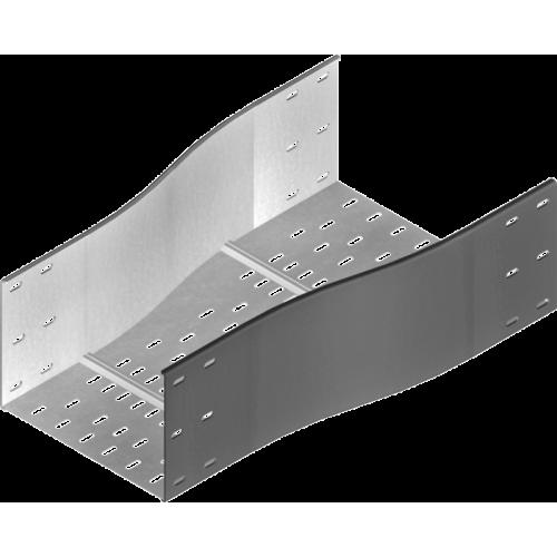 Си етричная редукция RKSSC 500/400x2.0мм