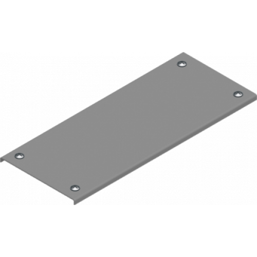 Крышка редукционного тройника с замком PZTRRZP 400x1.5мм