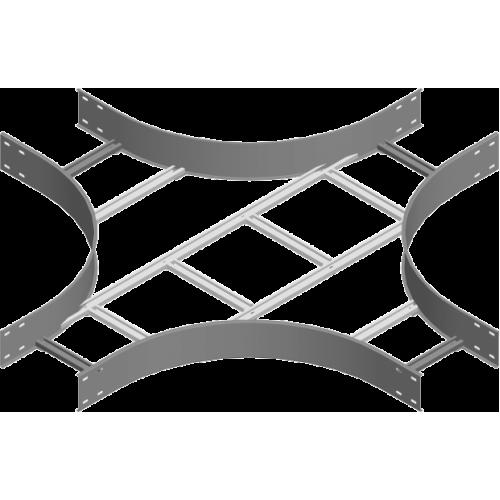 Крестовина CZDSC 600x100x2.0мм