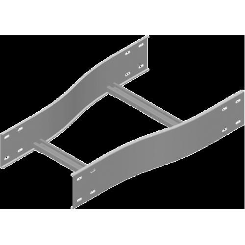 Си етричная редукция RSDST 500/400x3.0мм