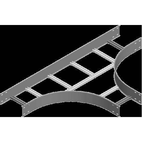 Тройник TDSC 400x120x2.0мм