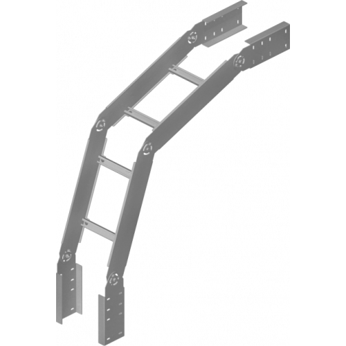 Шарнирная дуга LLDSC 300x120x2.0мм