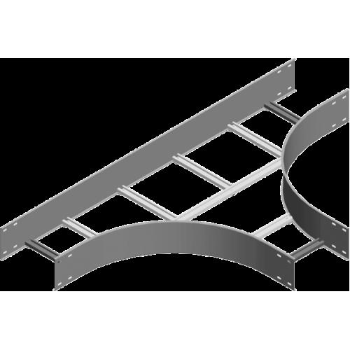 Тройник TDST 500x150x3.0мм
