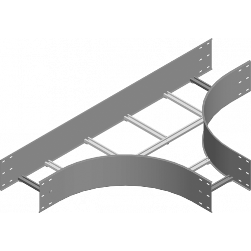 Тройник TDSC 300x200x2.0мм