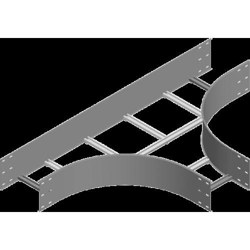 Тройник TDST 600x200x3.0мм