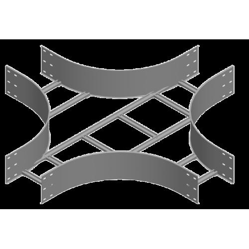 Крестовина CZDST 400x200x3.0мм